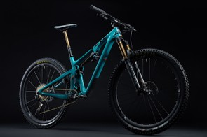 The SB130 is Yeti's latest trail bike