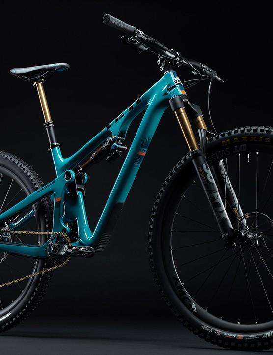 The SB130 is Yeti's latest trail bike