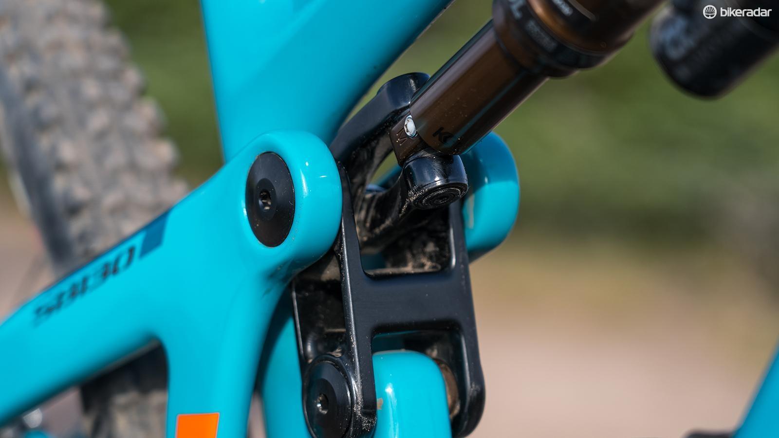 This 130mm trail bike is slacker than many longer travel machines