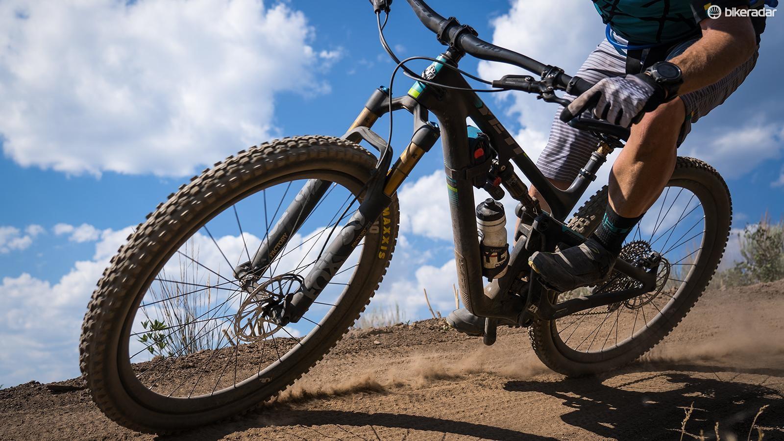 SB130 review - Mountain Bikes - Bikes - BikeRadar