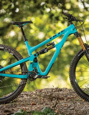 Yeti has added seriously progressive geometry to its latest bikes