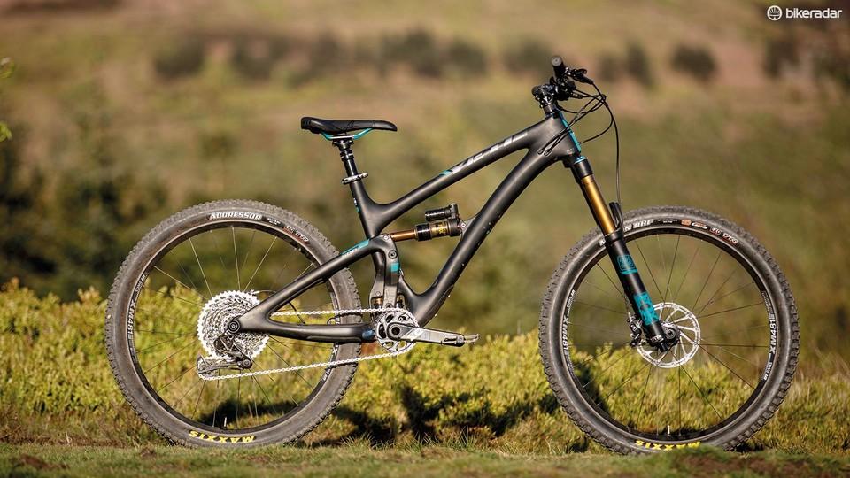 Yeti SB-6 Turq X01 Eagle review - BikeRadar