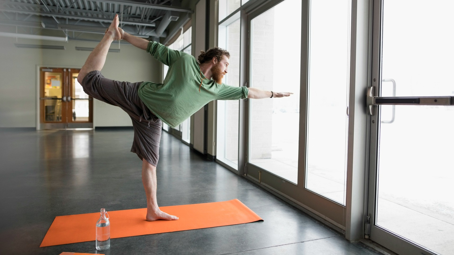 Yoga can help improve strength, flexibility and is good for injury prevention