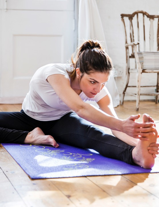 Stretching is a simple and quick way to make a big difference to your wellbeing and fitness