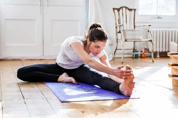 Yoga stretches for cyclists | 8 Stretches to improve your
