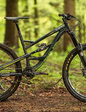 The YT Capra AL offers amazing value as well as performance