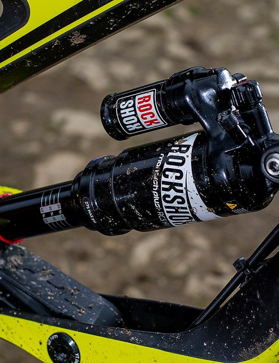 Few suspension systems match the minimal set-up faff, maximum control balance of YT's four-bar V4L setup