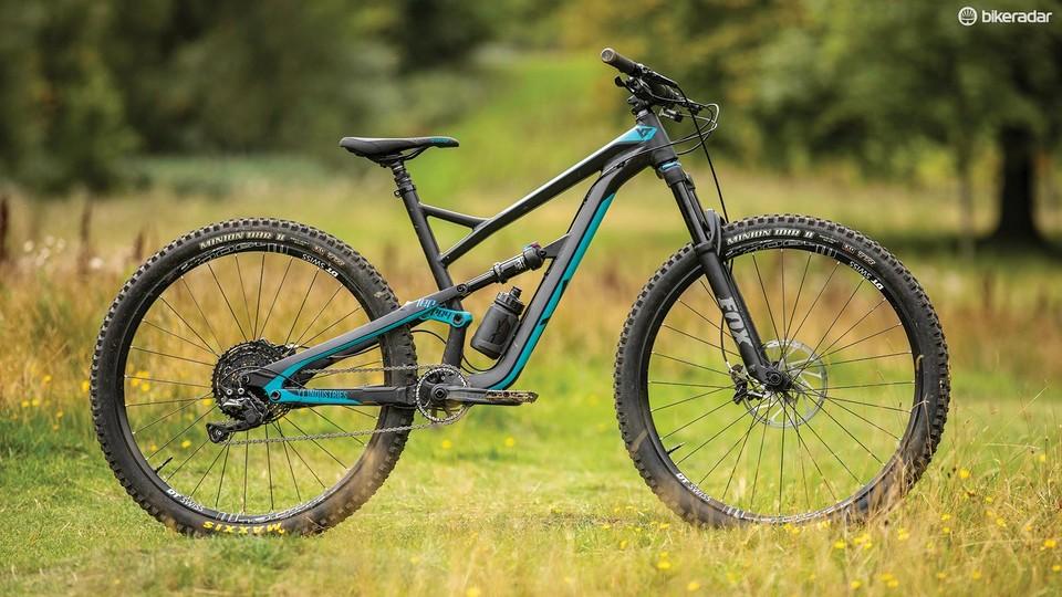 9d3ab8a7f8d YT Industries Jeffsy 29 AL review - BikeRadar