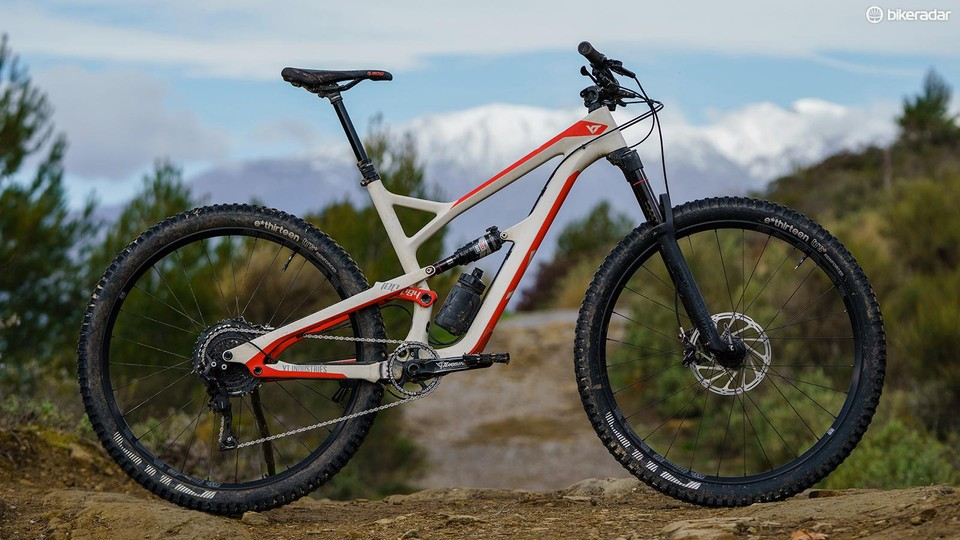 Trail Mountain Bikes >> Yt Jeffsy 29 Cf Review Bikeradar