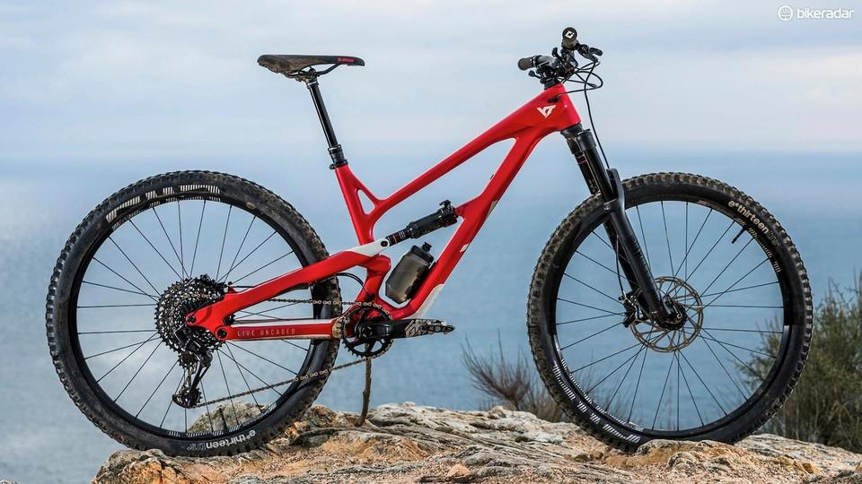 Jeffsy 29 CF Pro review - Full-Suspension Mountain Bikes