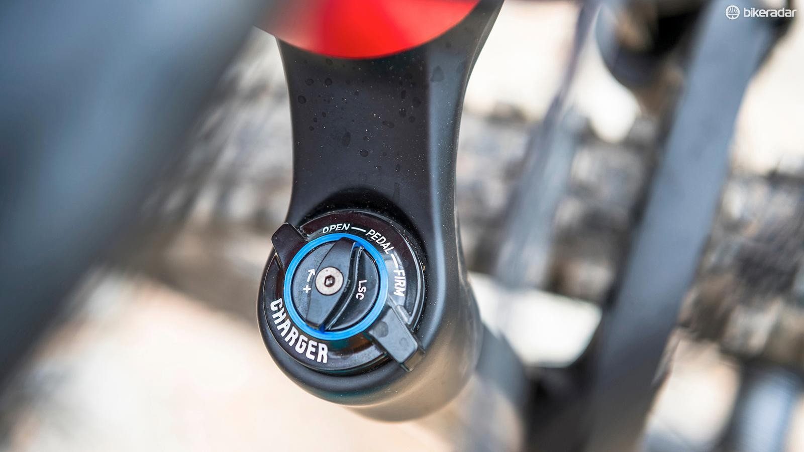 RockShox' Charger damper is one of the best out there