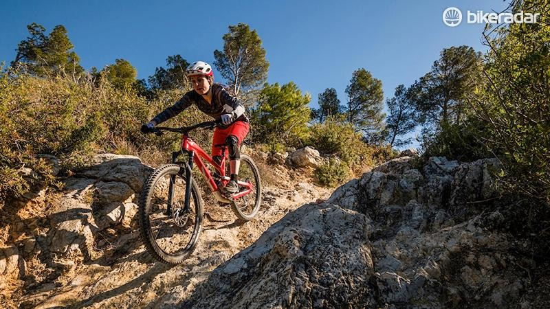 The Jeffsy's updates make it hugely capable on a wide range of trails