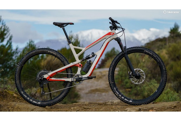 Trail bikes offer a great compromise between climbing ability and descending prowess