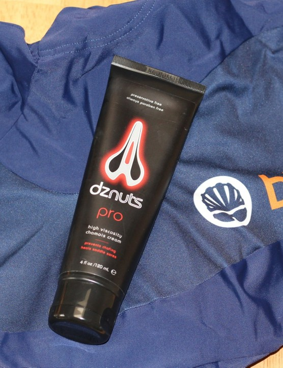 Dznuts chamois cream: Silly name; good product