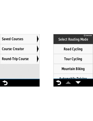 The Routing Mode feature is nice —road cycling puts you on roads while tour cycling will default to bike paths —but the Course Creator is clearly a machine and not a human cyclist giving you directions