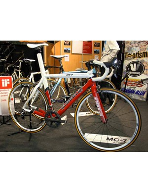 New to the Museeuw range is the MC-7, which contains a lesser quantity of flax fibre and a lower price.