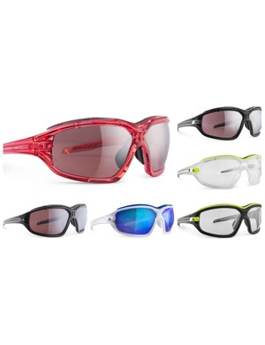 In addition to two sizes, the Evil Eyes have loads of colors and lens tints to choose from
