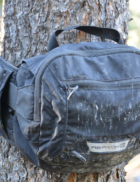 For rides under four hours this pack, plus a bottle, has become a go-to setup
