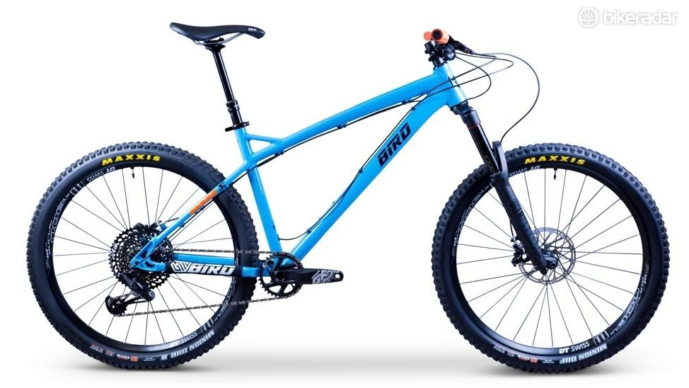It's about as long as hardtails get