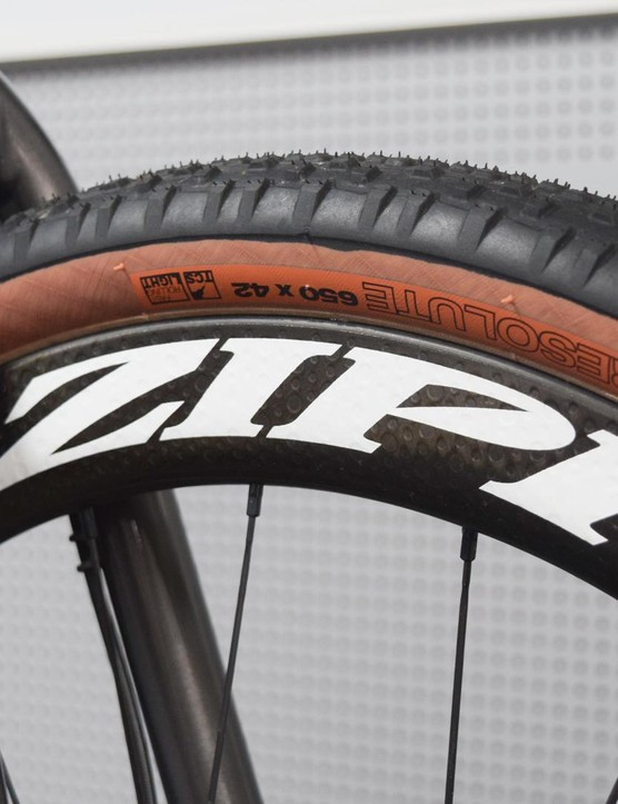 Zipp has gone all-in on gravel with the new 303 Firecrest 650b