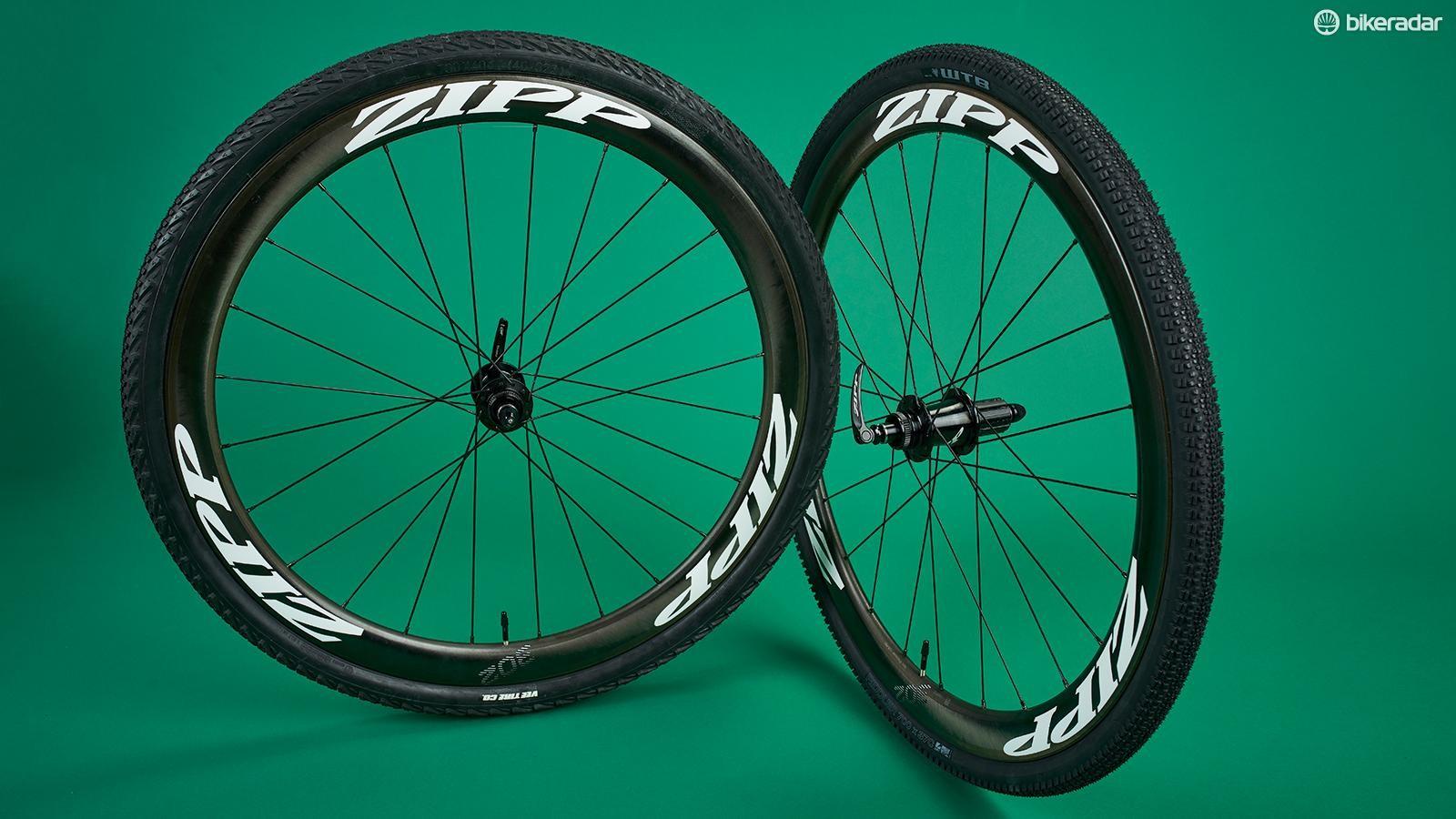 Zipp's 302 DB wheelset