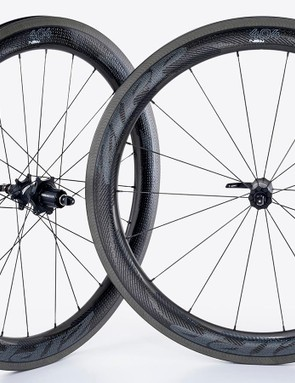 With its 58mm rim, Zipp's 404 NSW is a versatile wheel