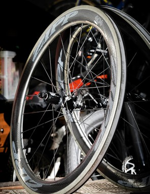 Braking power is up there with the best carbon wheels