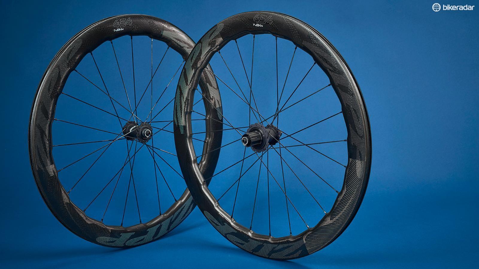 Zipp 454 NSW disc