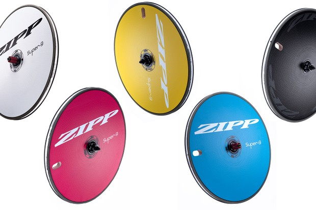 30th Anniversary Edition Zipp Super-9 wheels