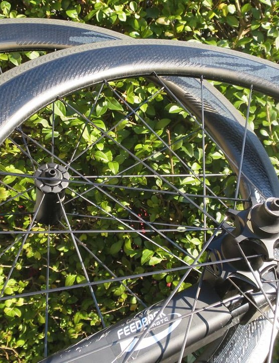 The 404 NSWs are the least shouty wheels Zipp has made for quite a while