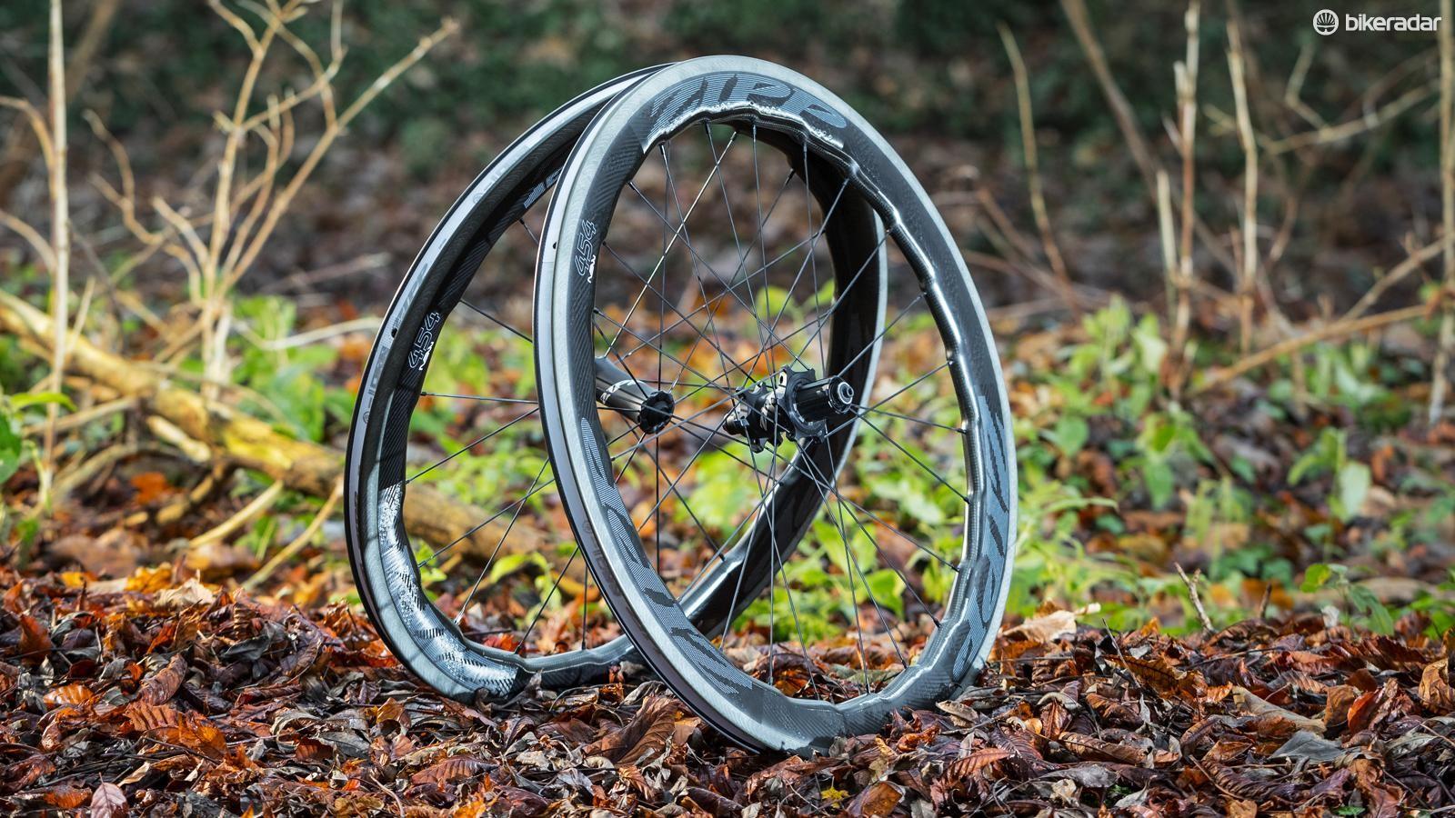 Zipp's 454 NSW wheels