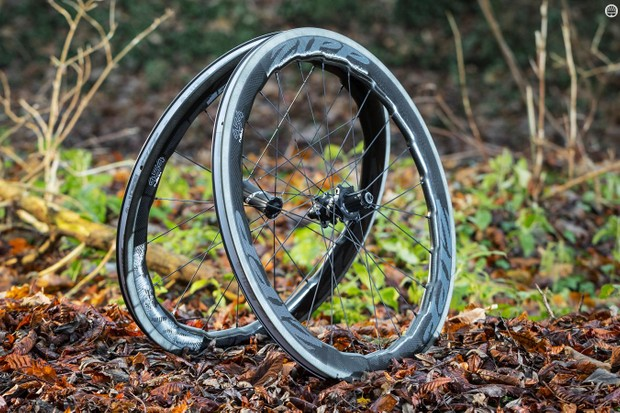Zipp's 454 NSW wheels
