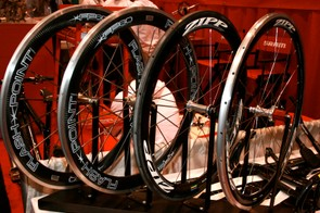 Zipp wheels look good on any bike.