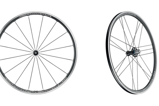 Campagnolo's workhorse Zonda wheel has received a new rim profile among other updates