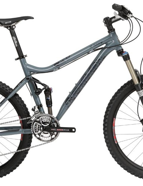 Salsa El Kaboing suspension bike - the name recalls an early Salsa suspension bike from the 90s