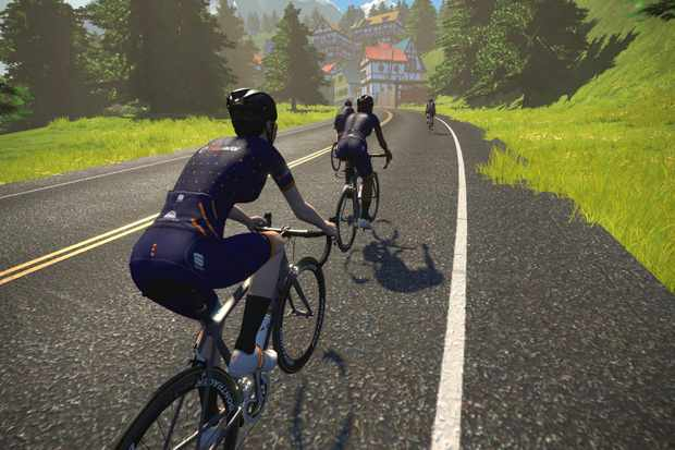 Zwift your way to a place at a winter training camp near Girona in Spain