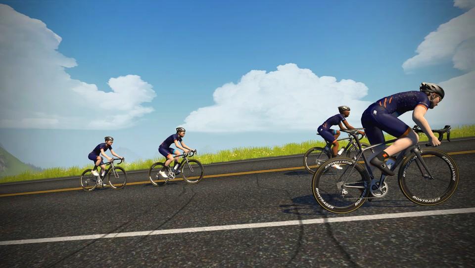Zwift Power Up Training Camp winners announced! - BikeRadar