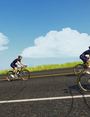Zwift is a powerful training tool that can help you reach your riding goals