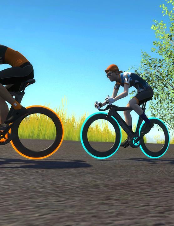 Climb 164,042 feet / 50,000 metres to unlock the Concept Z1 bike