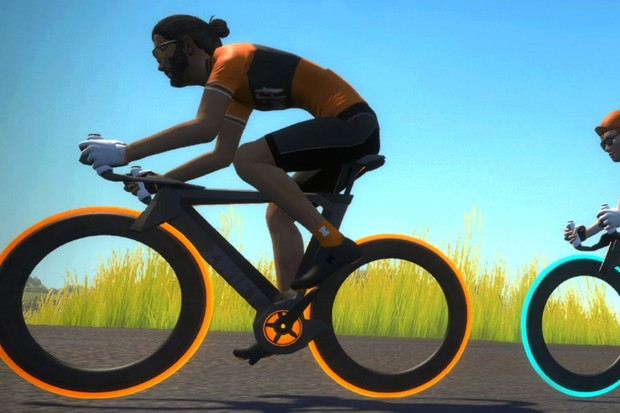 The Zwift concept bike