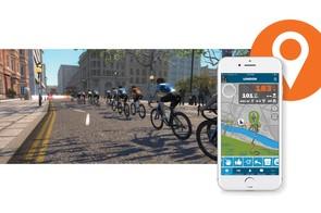 Zwift's Mobile Link app
