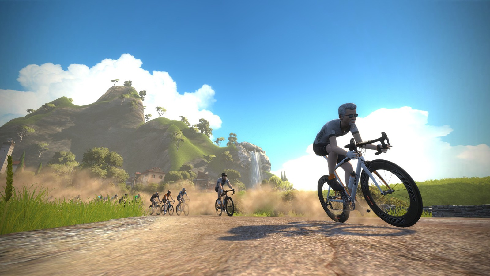 Zwift: Train to conquer Watopia - BikeRadar