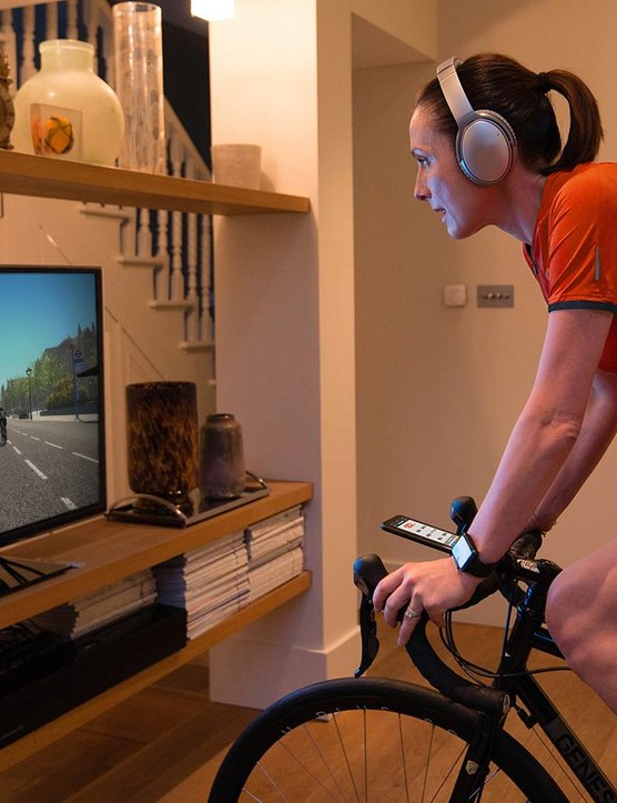 Change the way you workout indoors...
