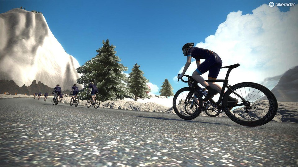Zwift: How to prepare for your first race or group ride