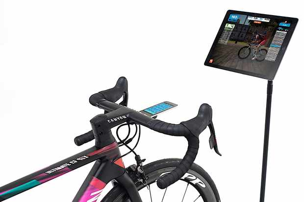 Zwift has announced that it's coming to iOS