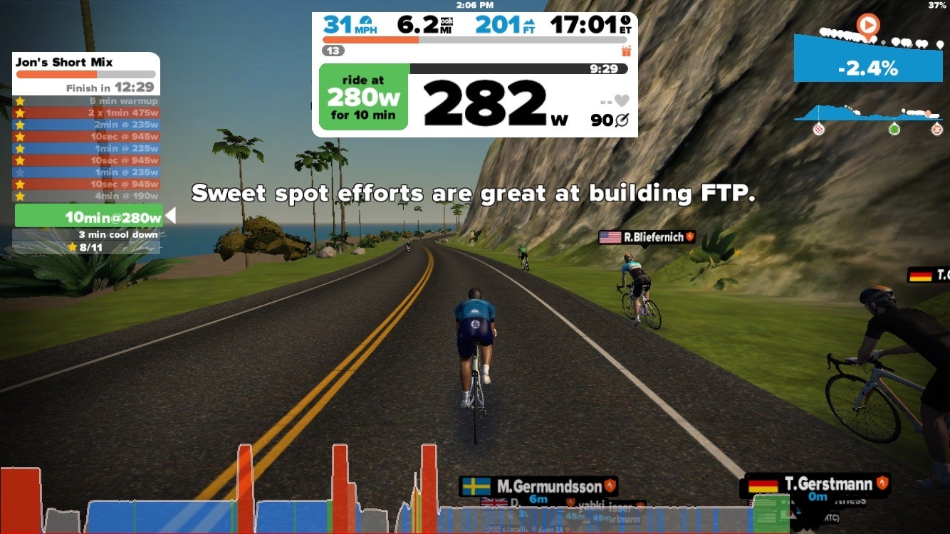 The best indoor cycling training apps - BikeRadar
