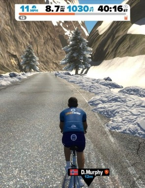Augmented reality could bring virtual training partners from Zwift into the real world