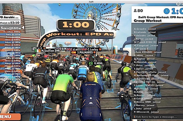 British Cycling has signed a two-year contract with Zwift