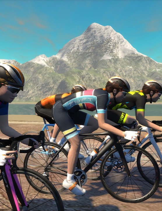 Zwift is running a week of in-game rides, events and more
