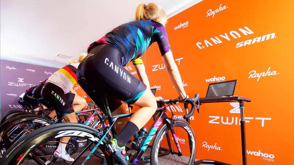 Join Canyon//SRAM team with the Zwift Academy - BikeRadar